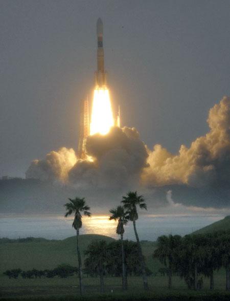 japan raketa