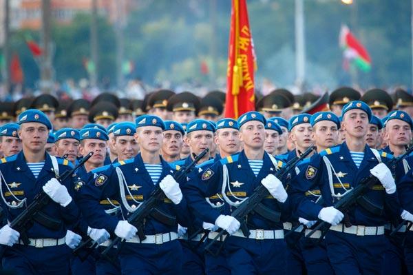 belorus parada