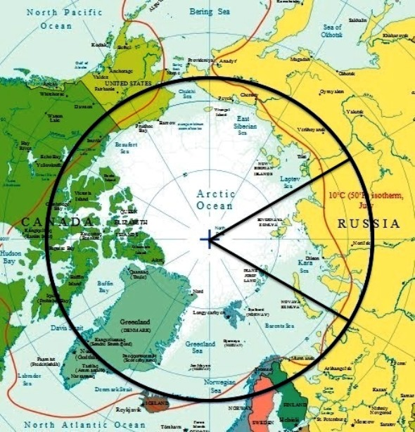 Arctic-Circle-region