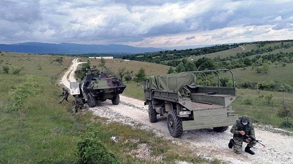 army-bujanovac-exercise-
